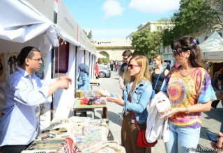 1st Baku Int'l Traditional Craftsmanship Festival opens as part of Nasimi Festival  (PHOTO)