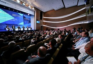 Trend's deputy director general to moderate special session of Valdai Club annual meeting