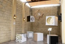 "Works of 8th International Exhibition ""From Waste to Art"" showcased at Nasimi Festival (PHOTO) - Gallery Thumbnail"
