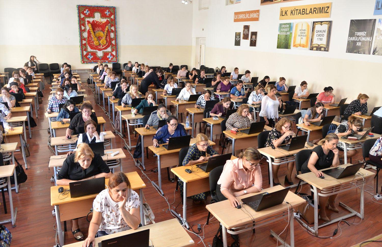 Названы результаты собеседований в рамках трудоустройства учителей в Азербайджане