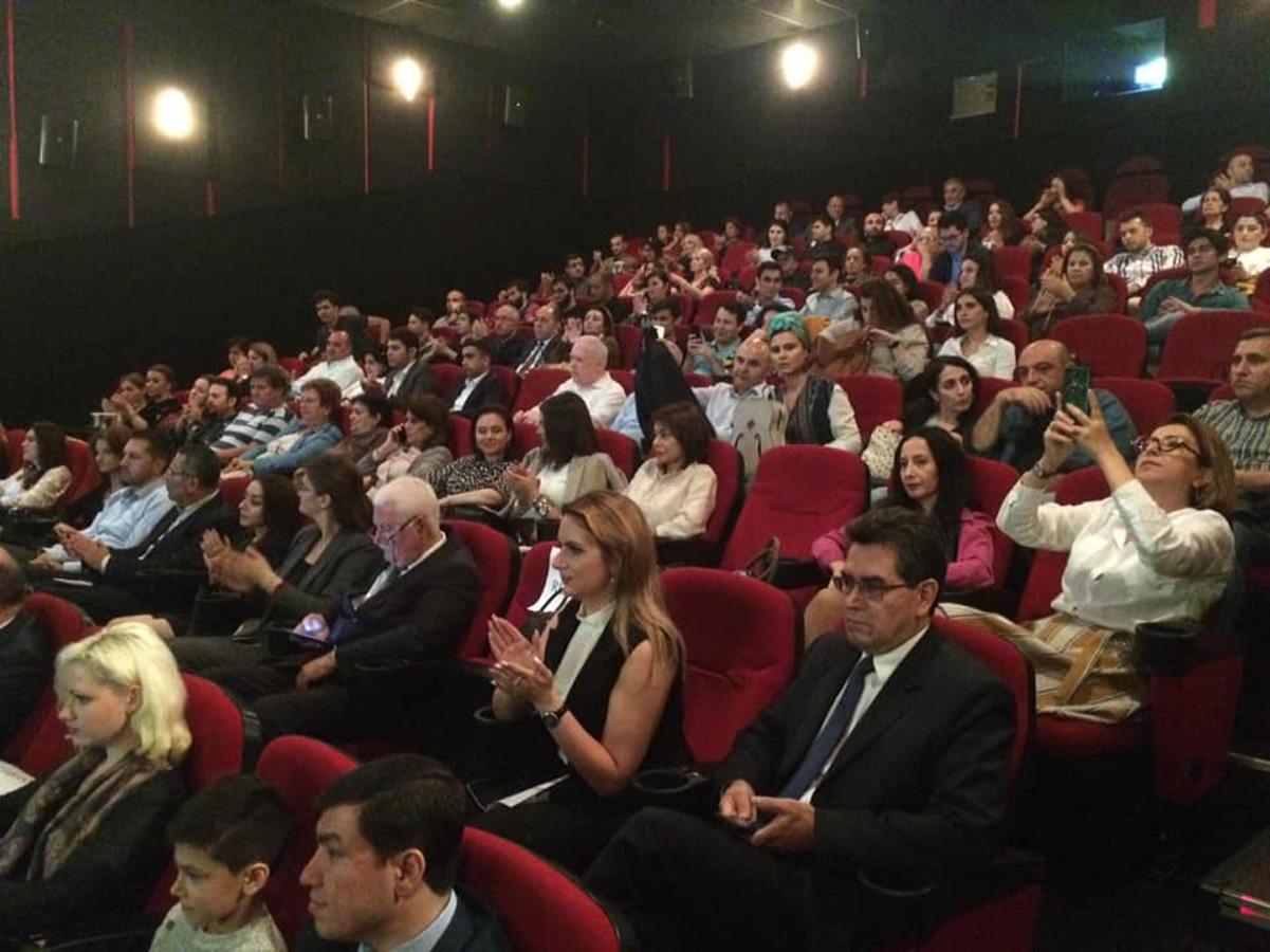 """Фильм, получивший """"Оскар"""", открыл фестиваль в Баку (ФОТО) - Gallery Image"""