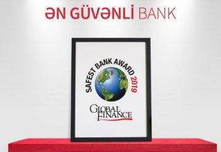 Азербайджанский Kapital Bank награжден международным журналом Global Finance