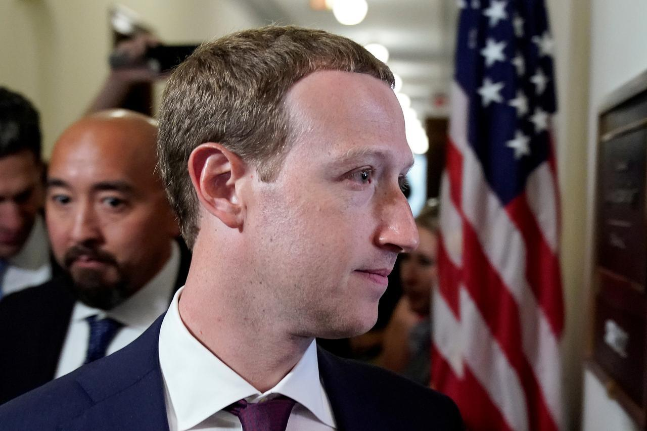 Facebook CEO to testify before house panel on October 23