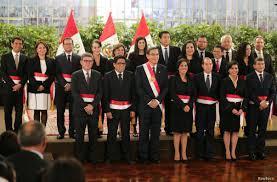 Peru's Vizcarra unveils new Cabinet as leadership challenge fizzles out