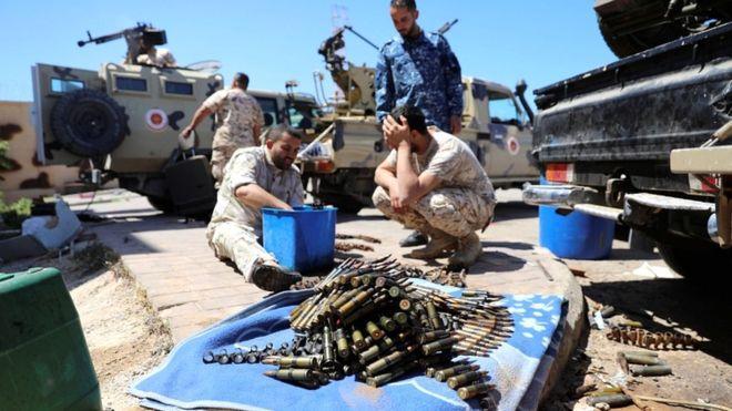 UN warns against attacks on civilian infrastructure in Libya