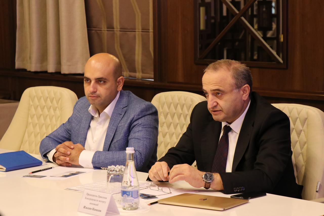Компания «Cybernet» провела ряд встреч в Узбекистане (ФОТО)