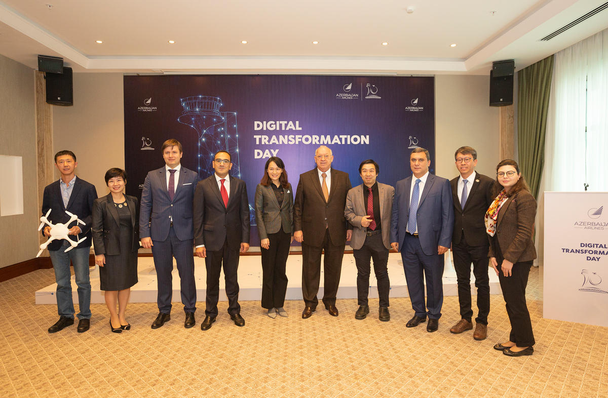 Control center for UAVs to be established at Heydar Aliyev İnternational Airport (PHOTO) - Gallery Image