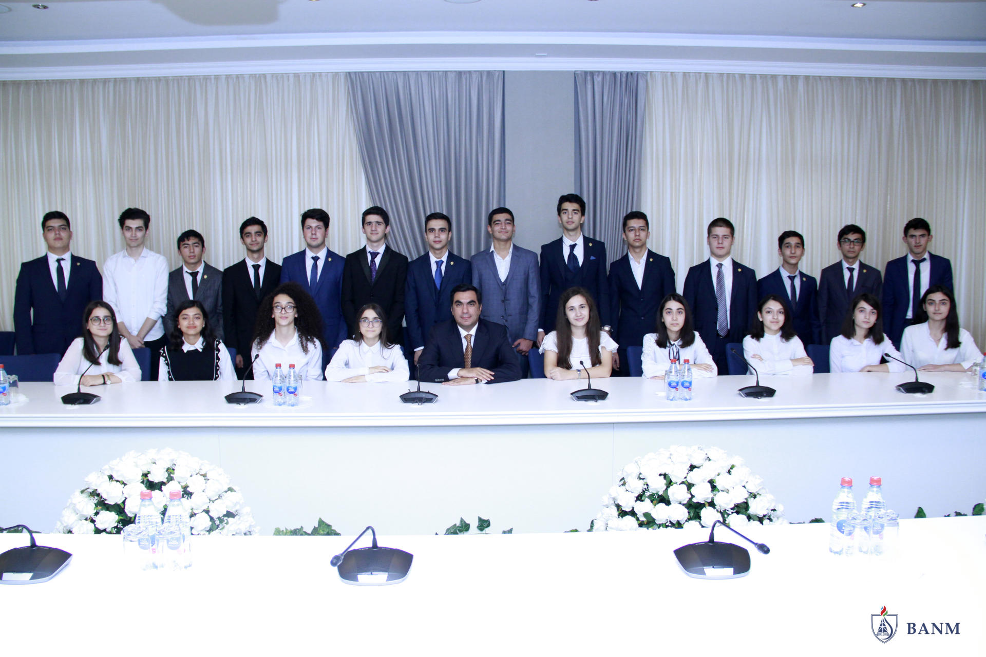 Baku Higher Oil School takes one of leading places in number of presidential scholars