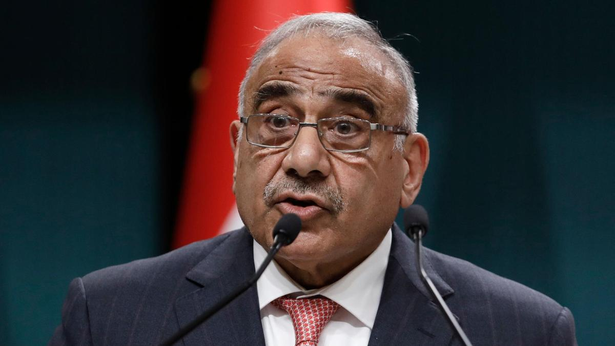 Iraq PM says he will quit after cleric's call