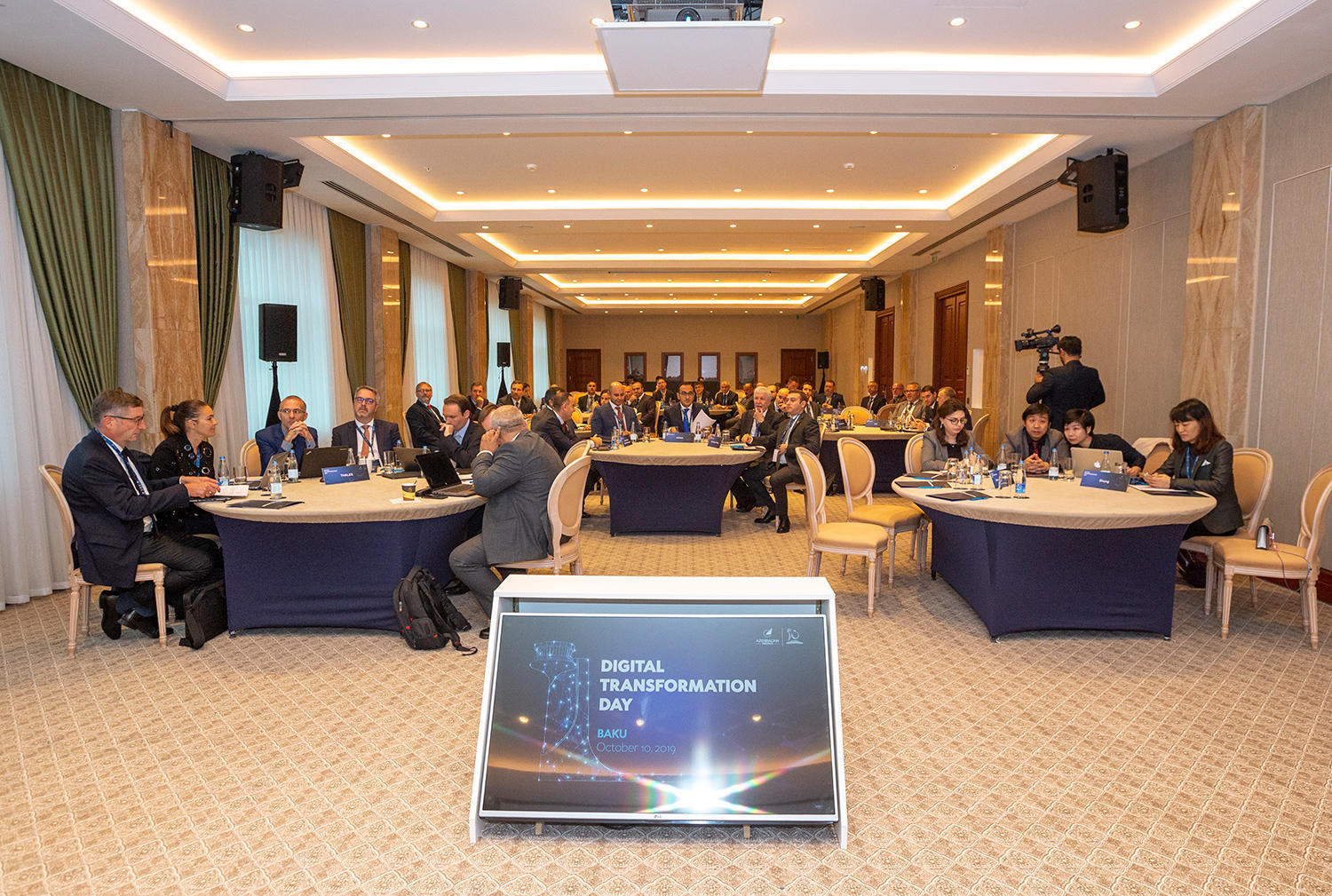 Digital Transformation Day Conference held through AZANS support in Baku (PHOTO) - Gallery Image