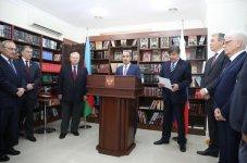 Bakıda Rus Kitab Evinin açılmasının 10 illik yubileyi qeyd olunub (FOTO) - Gallery Thumbnail