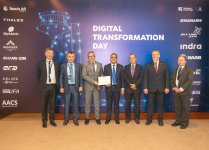 Digital Transformation Day Conference held through AZANS support in Baku (PHOTO) - Gallery Thumbnail