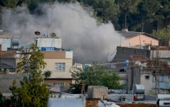 Turkey's territory undergoes rocket shelling from Syria - media (PHOTO) - Gallery Thumbnail