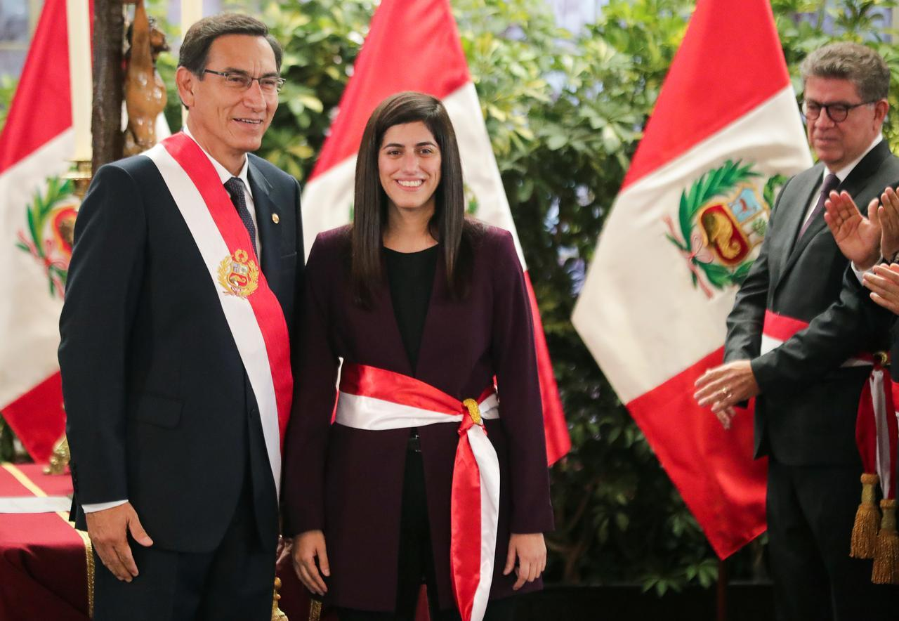 Peru's economy minister sees 2019 growth despite 'downward bias' amid political crisis
