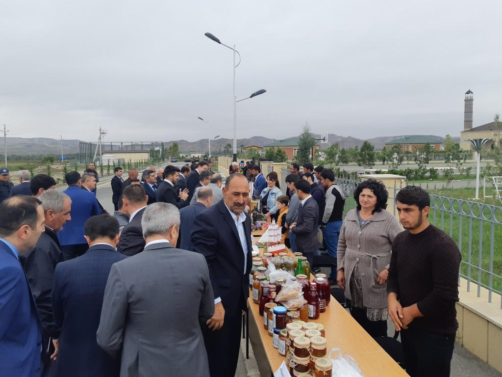 Second USAID-Azerbaijan project completed in Jojug Marjanli (PHOTO) - Gallery Image
