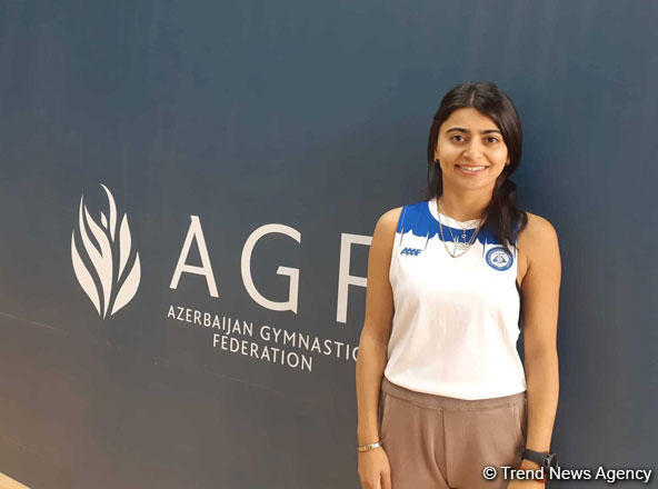 Coach: Rhythmic gymnastics actively developing in Azerbaijan