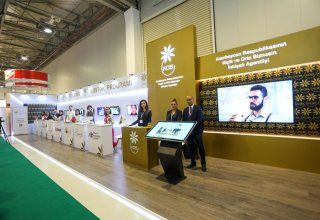 Entrepreneurs participating in Int'l Education Exhibition with Azerbaijan's SME Development Agency's support (PHOTO)