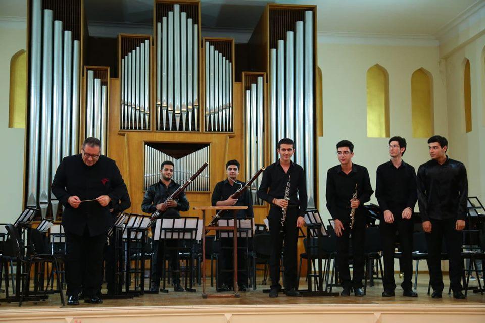 Неделя музыкальной культуры Италии и Азербайджана (ФОТО) - Gallery Image