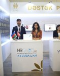 Entrepreneurs participating in Int'l Education Exhibition with Azerbaijan's SME Development Agency's support (PHOTO) - Gallery Thumbnail