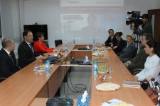 President of Swiss Council of States visits Holcim Azerbaijan cement plant (PHOTO) - Gallery Thumbnail