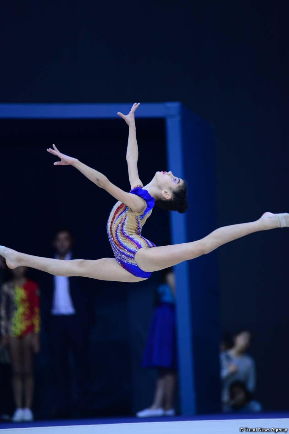 Baku hosts awarding ceremony for winners of 26th Azerbaijan and Baku Rhythmic Gymnastics Championships and 5th Azerbaijan and Baku Championships in Aerobic Gymnastics