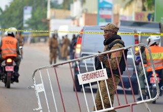 Gunmen kill 24 in attack on Burkina Faso church