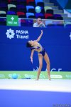 Rhythmic and aerobic gymnastics competitions underway at National Gymnastics Arena in Baku (PHOTO) - Gallery Thumbnail