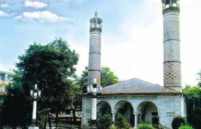 Heads of religious confessions in Azerbaijan issue joint statement on Armenia's vandal policy against Govharagha mosque in Shusha