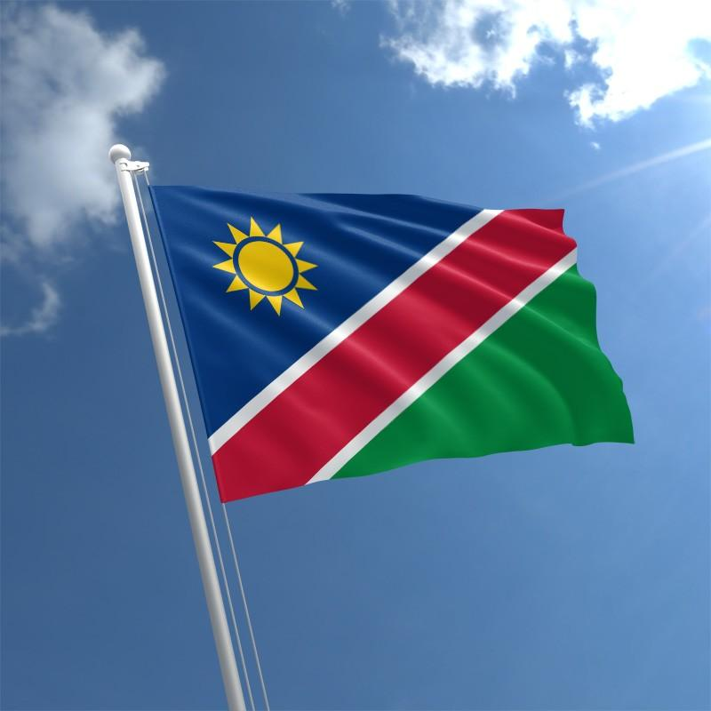 Namibia's ruling party launched campaign for election
