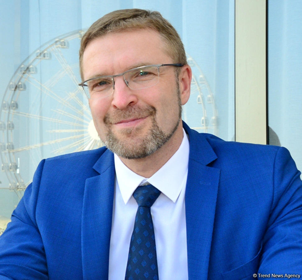 Minister: Azerbaijan, Lithuania should strengthen co-op on use of social data (Exclusive) - Gallery Image