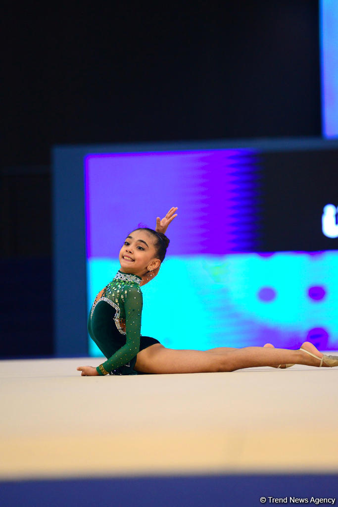 Azerbaijan & Baku Championships in Rhythmic Gymnastics continue in Baku (PHOTO) - Gallery Image