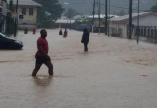 Over 100,000 affected by floods in Cameroon's Far North region