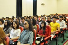 Azercell meets with students of regional universities (PHOTO) - Gallery Thumbnail