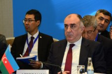 Azerbaijani FM delivers speech at 7th meeting of Council of FMs of Turkic Council (PHOTO) - Gallery Thumbnail