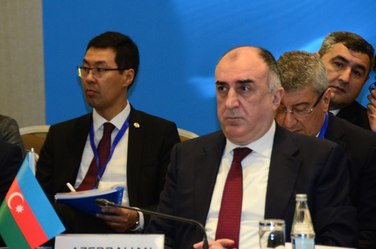 Azerbaijani FM delivers speech at 7th meeting of Council of FMs of Turkic Council (PHOTO) - Gallery Image