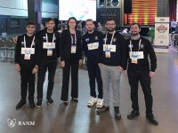 Students of Baku Higher Oil School represent Azerbaijan at prestigious int'l oil&gas competition (PHOTO) - Gallery Thumbnail