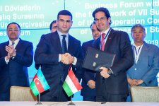 Azerbaijan's SME Development Agency interested to co-op with Turkic Council members (PHOTO) - Gallery Thumbnail