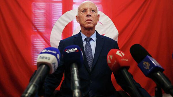 Лидеры арабского мира поздравили Каиса Саида с победой на выборах в Тунисе
