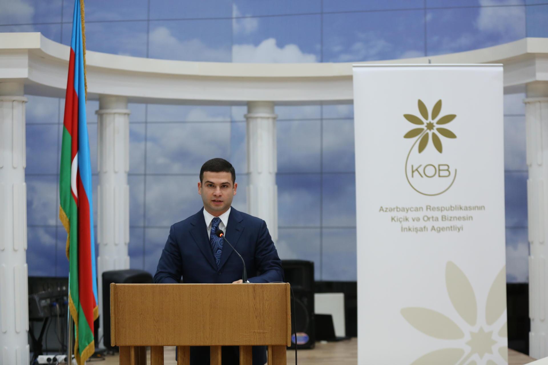 """В Шамкире открылся """"Друг МСБ"""" (ФОТО) - Gallery Image"""