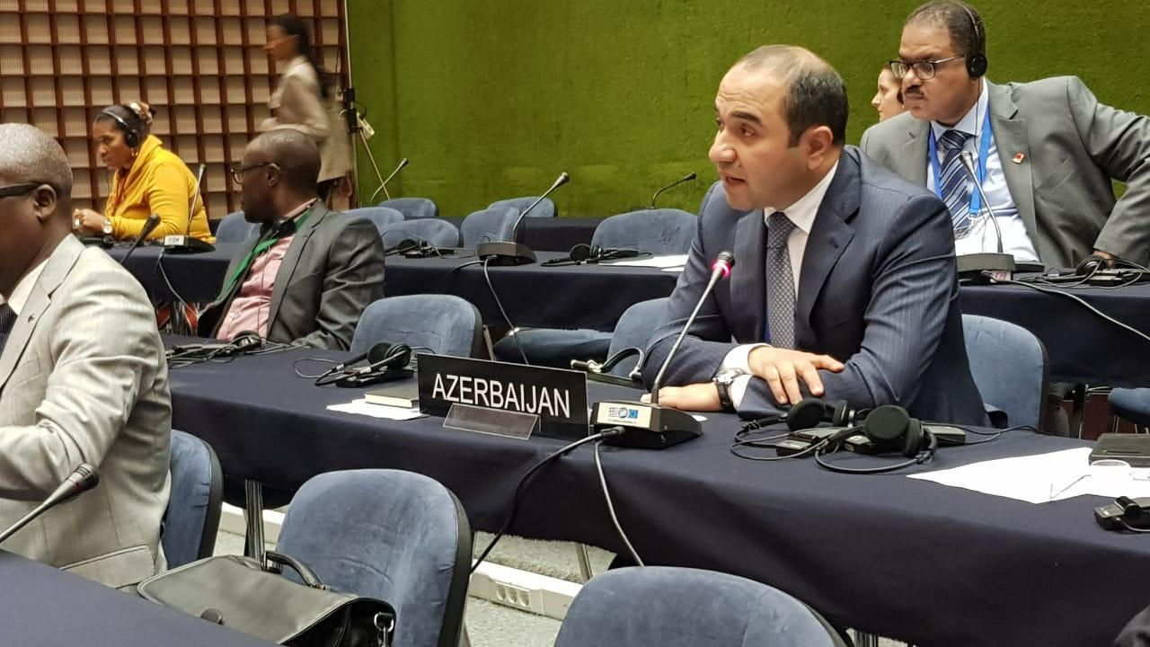 Azerbaijani MP responds to Armenian speaker's ridiculous statements at int'l event
