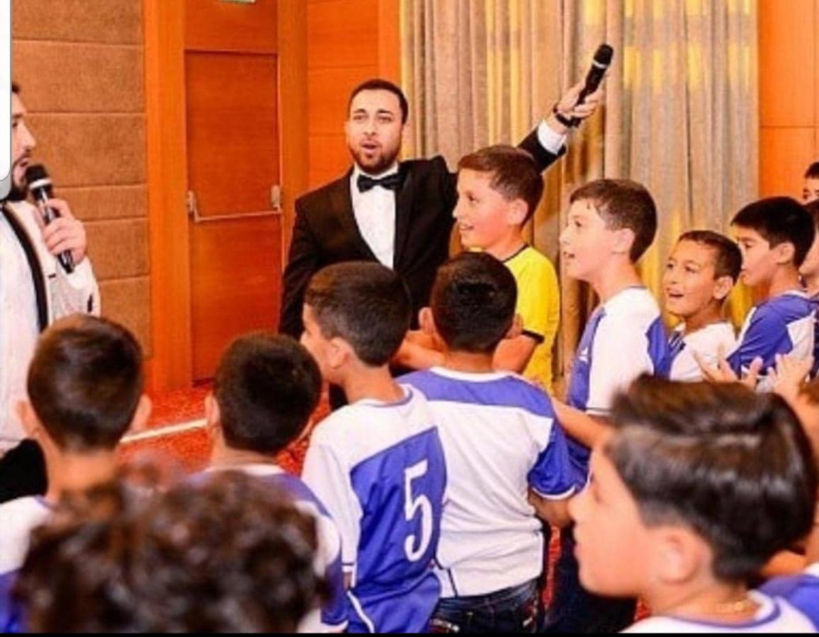 """Азербайджанские звезды поддерживают футбол и отправляют Айхана в """"Валенсию"""" (ФОТО/ВИДЕО) - Gallery Image"""