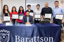 National Certificate Award Ceremony held in Barattson (PHOTO/VIDEO) - Gallery Thumbnail