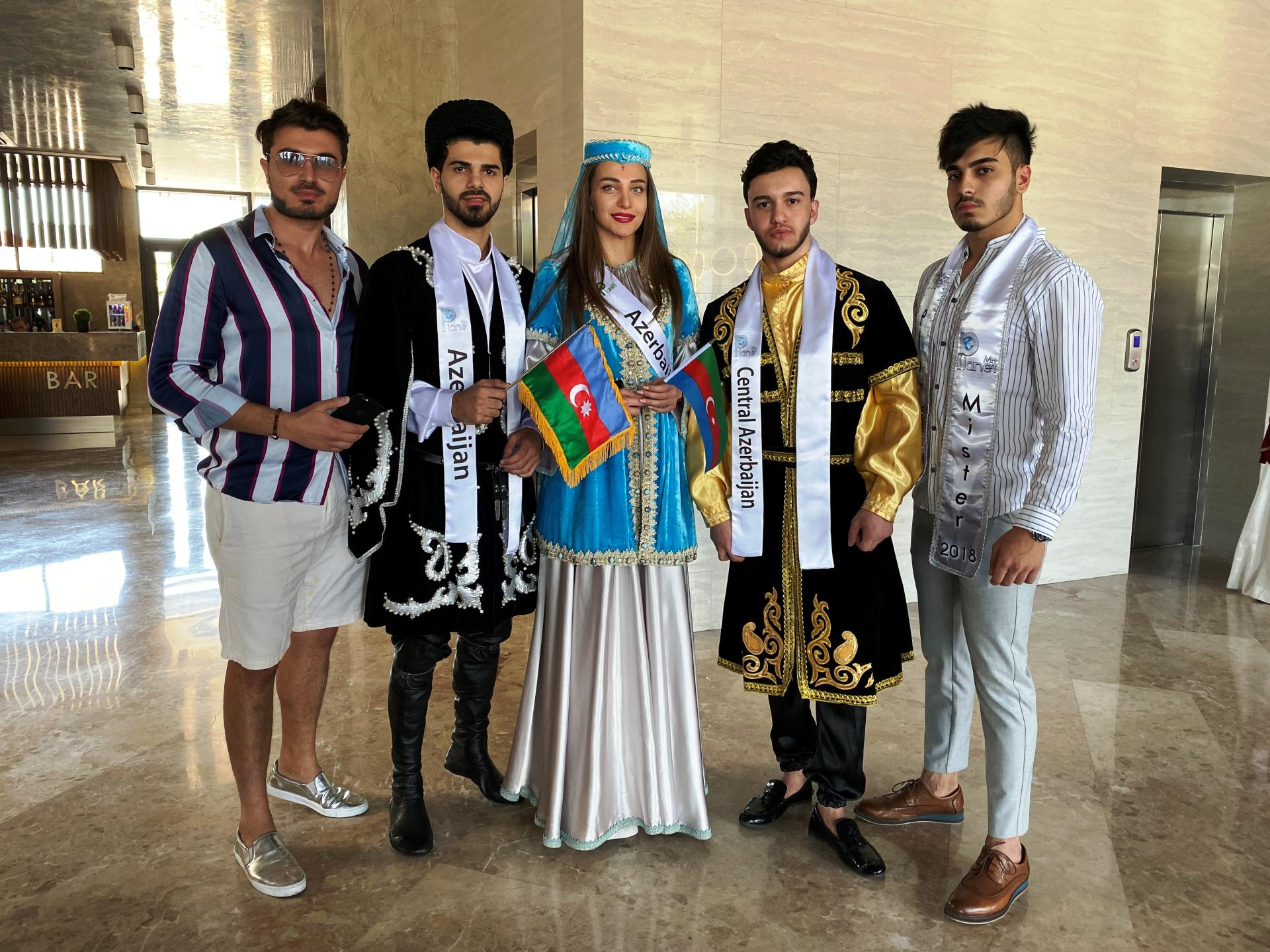 Представители Азербайджана претендуют на мировую корону Miss&Mister Planet of the World 2019 (ФОТО) - Gallery Image