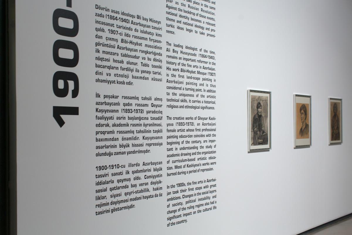Говорит Баку: 1900-1940-е годы. Когда произведения рассказывают историю (ФОТО) - Gallery Image
