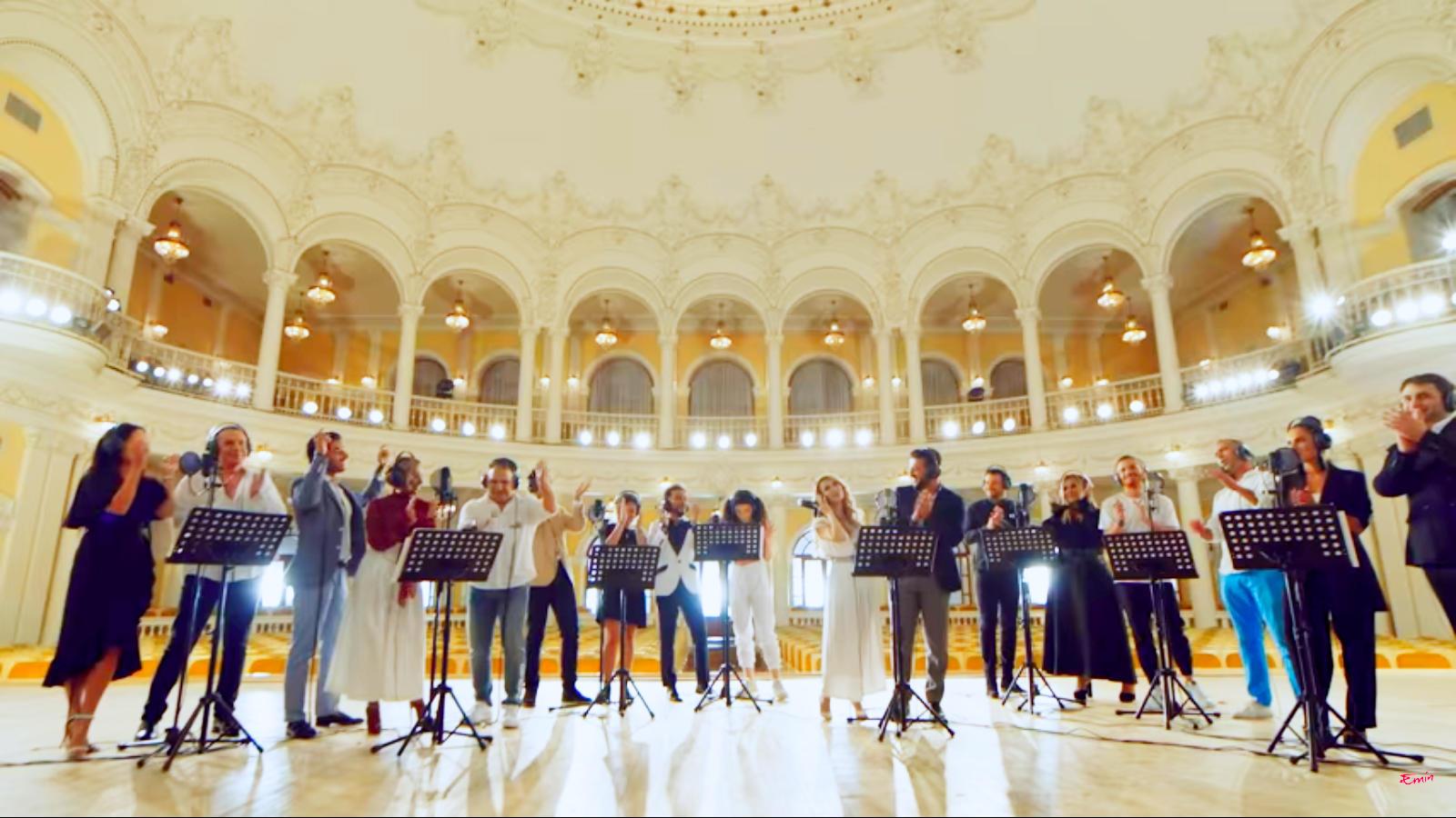 Azərbaycan! Mən səni sevirəm! – грандиозный проект Эмина Агаларова с участием оперных и эстрадных звезд (ВИДЕО)