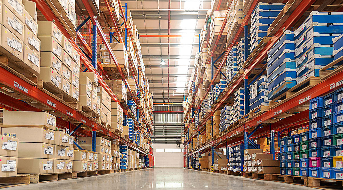 Azerbaijani company discloses timeframe for completion of construction of big warehouse