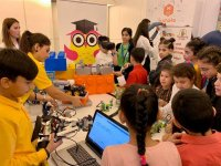 Roboday festival held in Baku (PHOTO) - Gallery Thumbnail