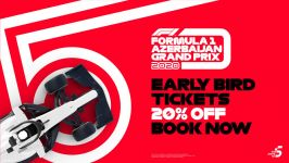 Tickets for Formula 1 Azerbaijan Grand Prix now on sale - Gallery Thumbnail