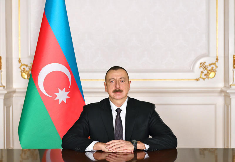 President Ilham Aliyev: Both producers and consumers satisfied with current oil price level