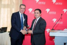 Executive Director of SOFAZ meets with AmCham Azerbaijan members (PHOTO) - Gallery Thumbnail